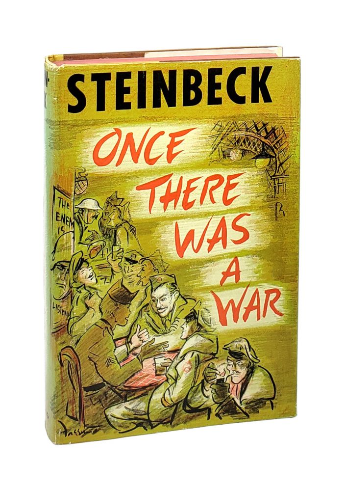 Once There Was a War. John Steinbeck.