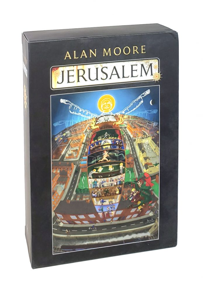 Jerusalem: A Novel [Signed Limited Edition]. Alan Moore.