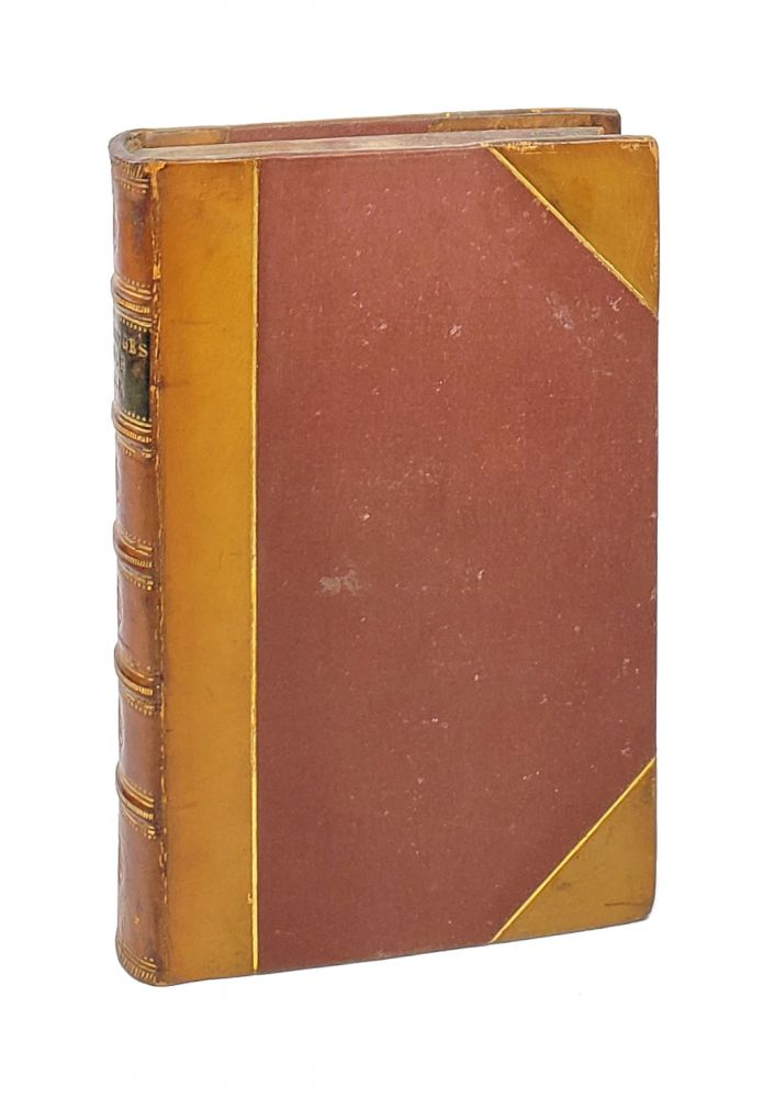 Specimens of the Table Talk of Samuel Taylor Coleridge. Samuel Taylor Coleridge.