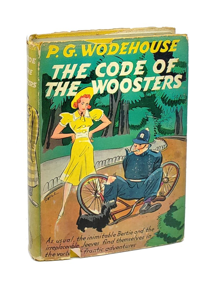 The Code of the Woosters. P G. Wodehouse.