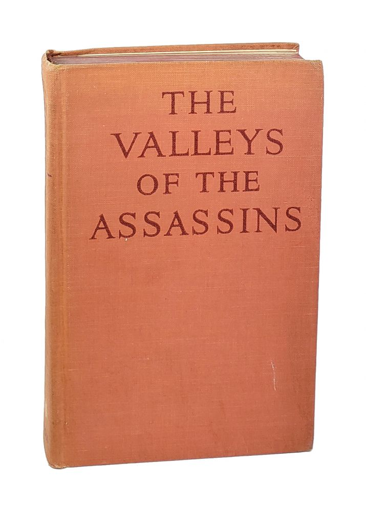 The Valleys of the Assassins and Other Persian Travels. Freya Stark.