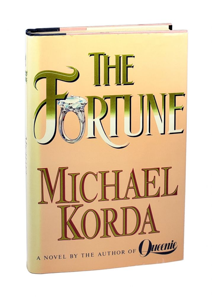 The Fortune [Signed with TLS to William Safire]. Michael Korda.