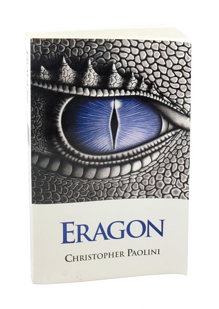 Eragon [Signed Self-Published Edition]. Christopher Paolini.