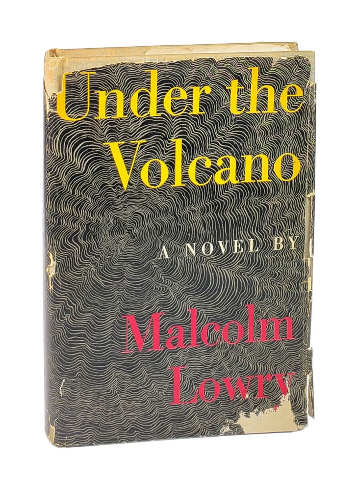 Under the Volcano. Malcolm Lowry.