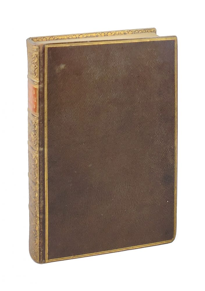 Proverbs, Chiefly Taken from the Adagia of Erasmus, with Explanations; and Further Illustrated by Corresponding Examples from the Spanish, Italian, French & English Languages (2 Volumes in 1) [J. Wright binding]. Robert Bland.