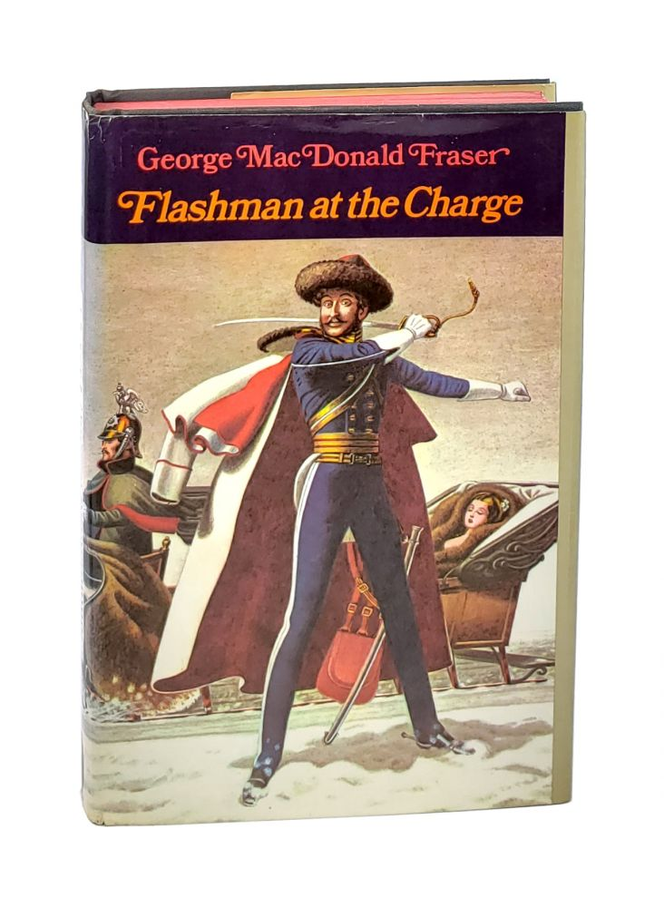 Flashman at the Charge. George MacDonald Fraser.