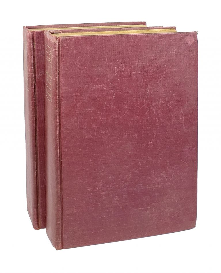 Out of My Life [Two Volumes]. Marshall von Hindenburg, F A. Holt, trans.