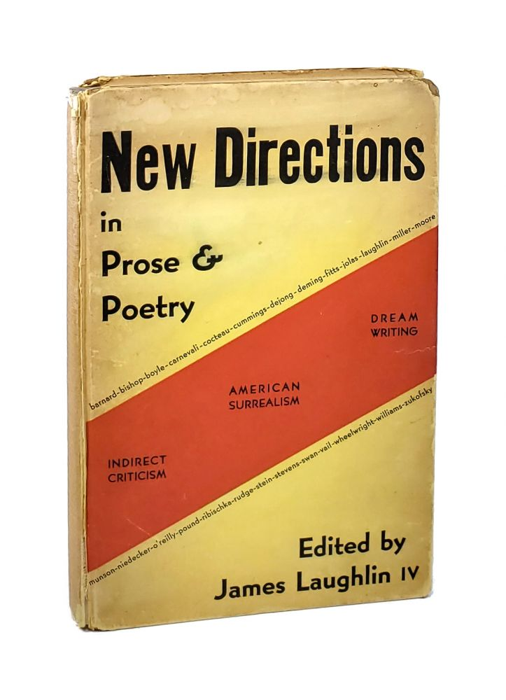New Directions in Prose & Poetry. James Laughlin, ed.