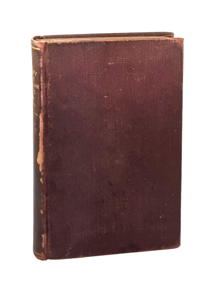 History of the American Stage. Containing Biographical Sketches of Nearly Every Member of the Profession That Has Appeared on the American Stage, From 1733 to 1870. T. Allston Brown.