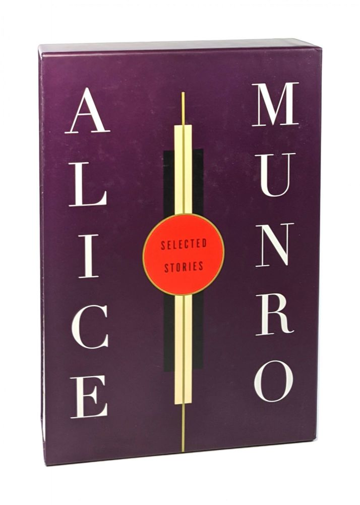 Selected Stories [Signed Limited Slipcased Edition]. Alice Munro.