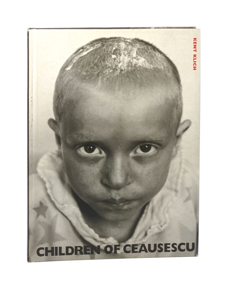 Children of Ceausescu [Signed by Muller]. Kent Klich, Herta Muller.