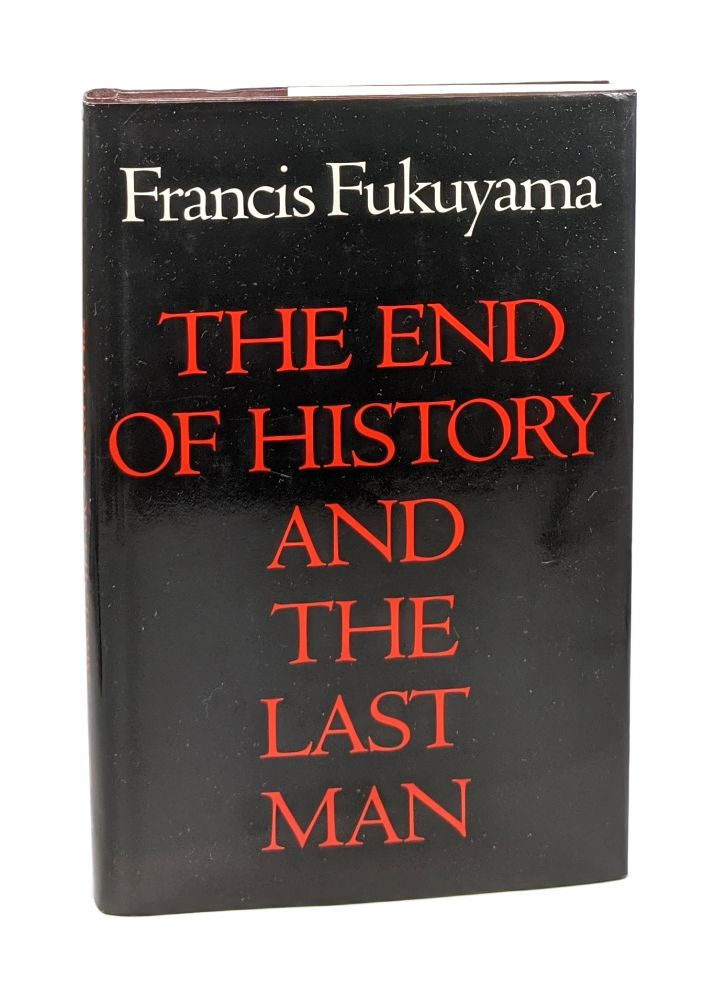 The End of History and the Last Man. Francis Fukuyama.