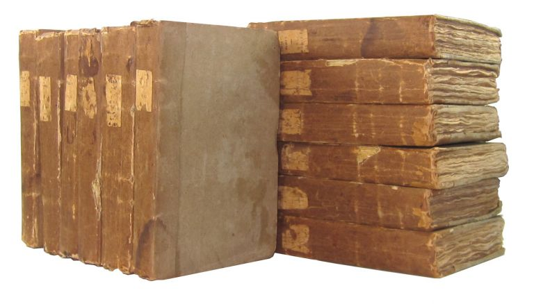 The Works of Samuel Johnson, LL.D., A New Edition in Twelve Volumes, with an Essay on His Life and Genius by Arthur Murphy, Esq. (Twelve Volumes). Samuel Johnson.