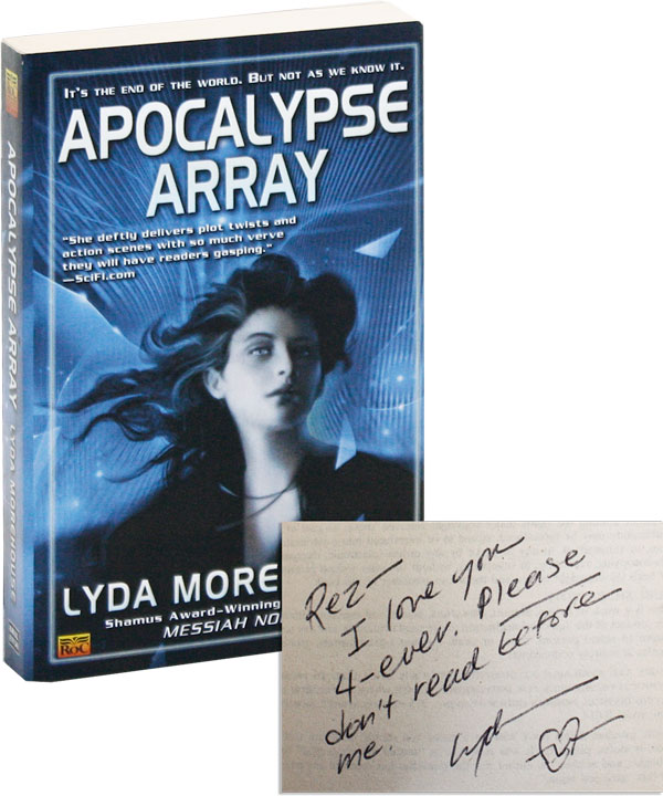 Apocalypse Array [Inscribed and Signed]. Lyda Morehouse.
