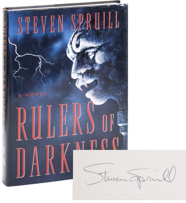 Rulers of Darkness [Signed]. Steven Spruill.
