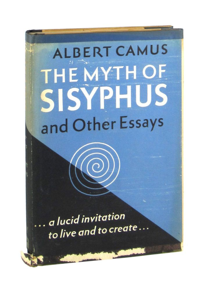 The Myth of Sisyphus and Other Essays. Albert Camus.