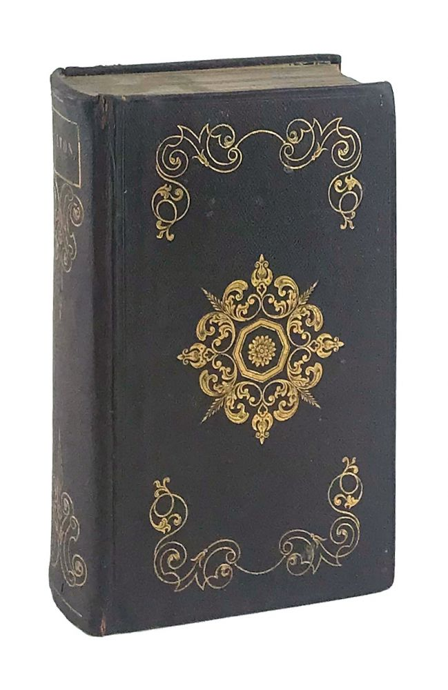 The Poetical Works of John Milton: To Which is Prefixed, the Life of the Author. John Milton.