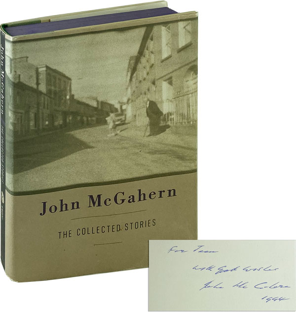 The Collected Stories. John McGahern.