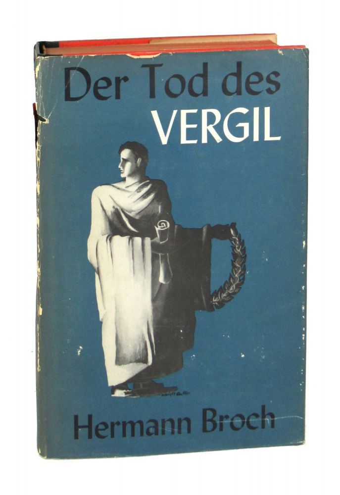 Der Tod Des Vergil [The Death of Vergil]. Hermann Broch.