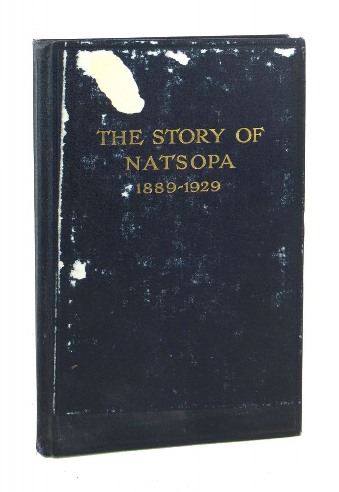 """The Story of """"NATSOPA,"""" 1889-1929. R B. Suthers."""
