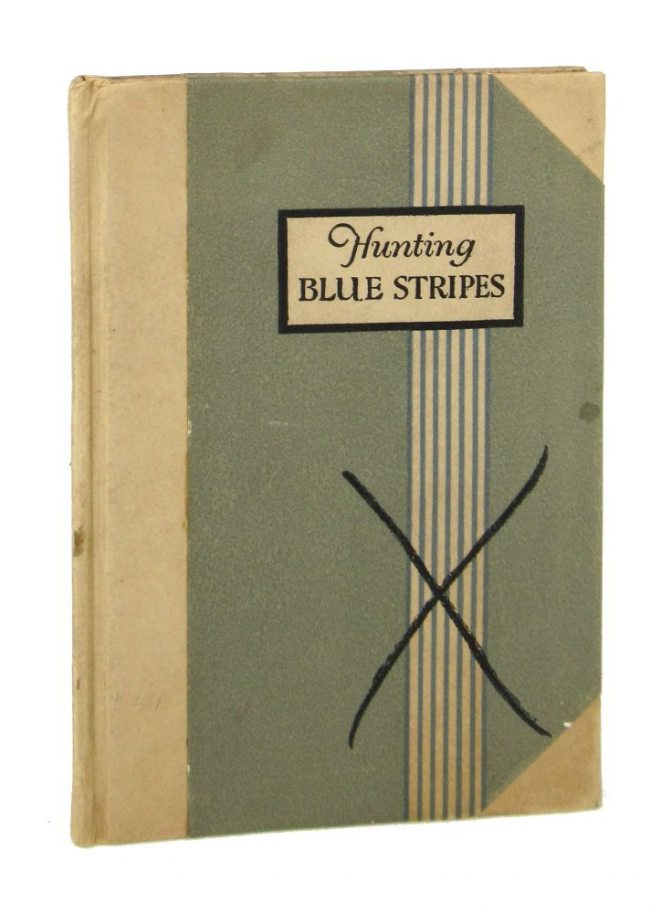 "Hunting ""Blue Stripes"" [Limited Edition]. E H. Ahrens."