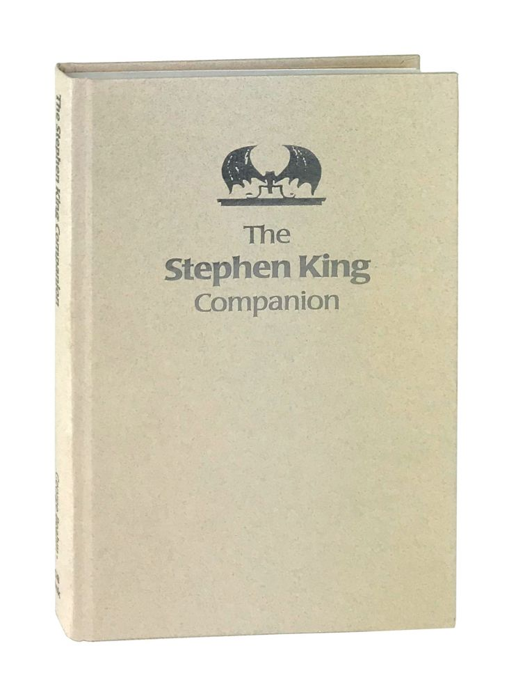 The Stephen King Companion [Limited Edition, Signed by the Editor]. Stephen King, George Beahm, ed.