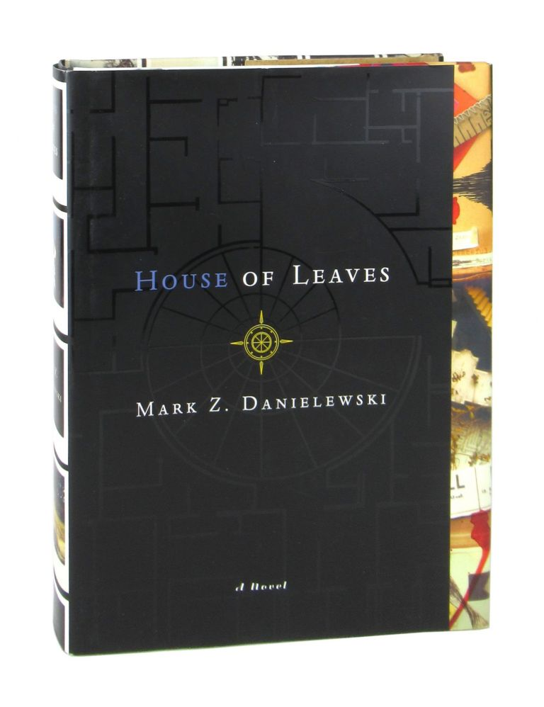 House of Leaves. Mark Z. Danielewski.