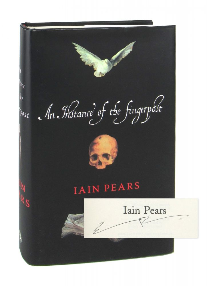 An Instance of the Fingerpost [Signed]. Iain Pears.