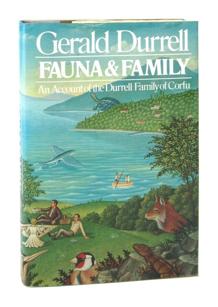Fauna and Family. Gerald Durrell.