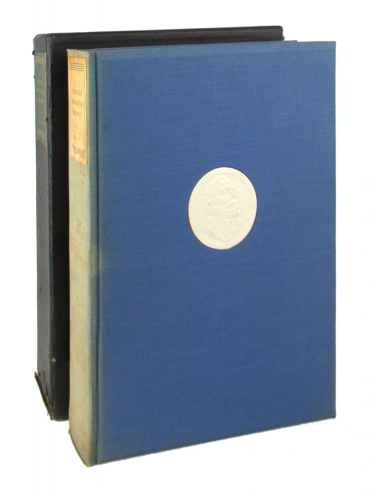 A Conrad Memorial Library: The Collection of George T. Keating [Limited Edition]. Joseph Conrad, George T. Keating.
