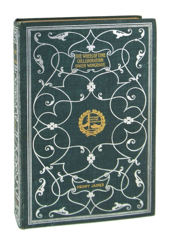 The Wheel of Time / Collaboration / Owen Wingrave. Henry James.
