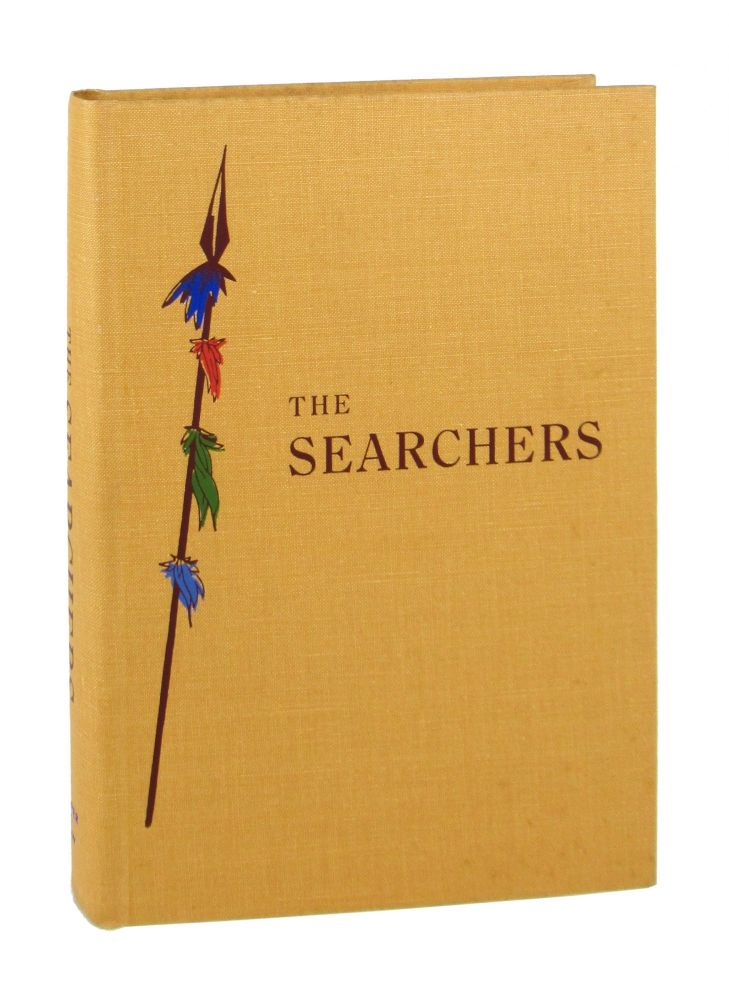The Searchers. Alan Le May.