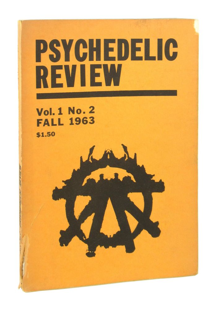 Psychedelic Review: Volume 1 Number 2, Fall 1963. Paul Lee, Ralph Metzner, Alan Watts, eds.