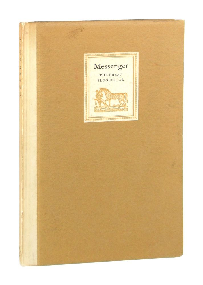 Messenger: the Great Progenitor [Limited Edition]. John Hervey.