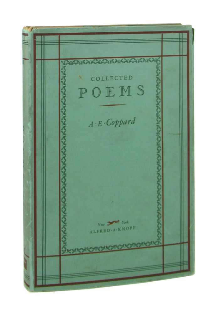 Collected Poems. A E. Coppard.