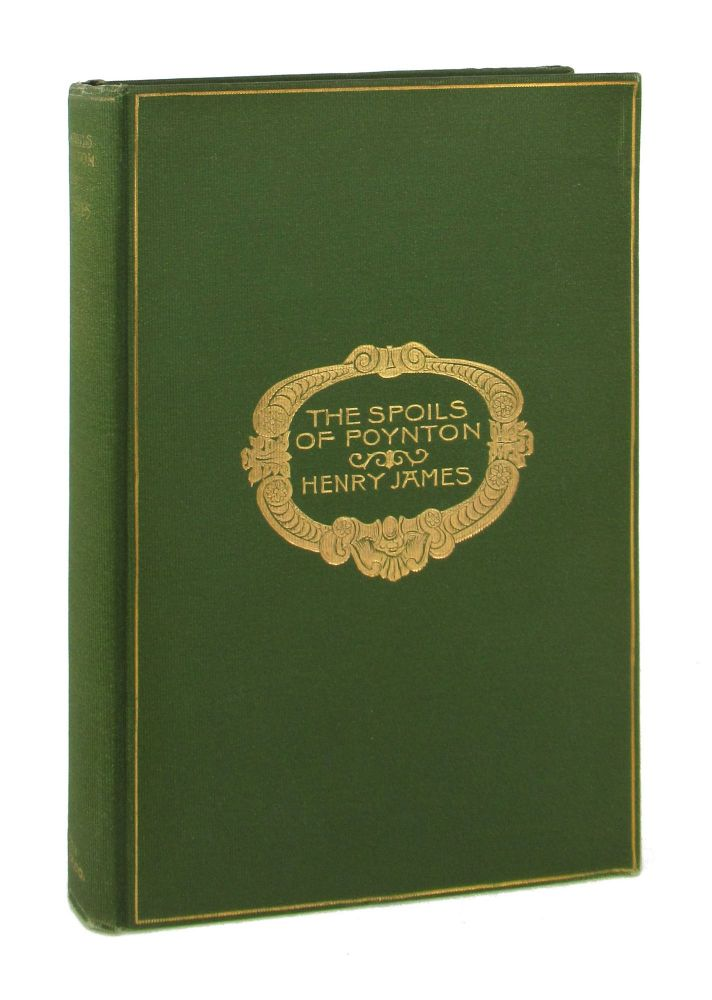 The Spoils of Poynton. Henry James.