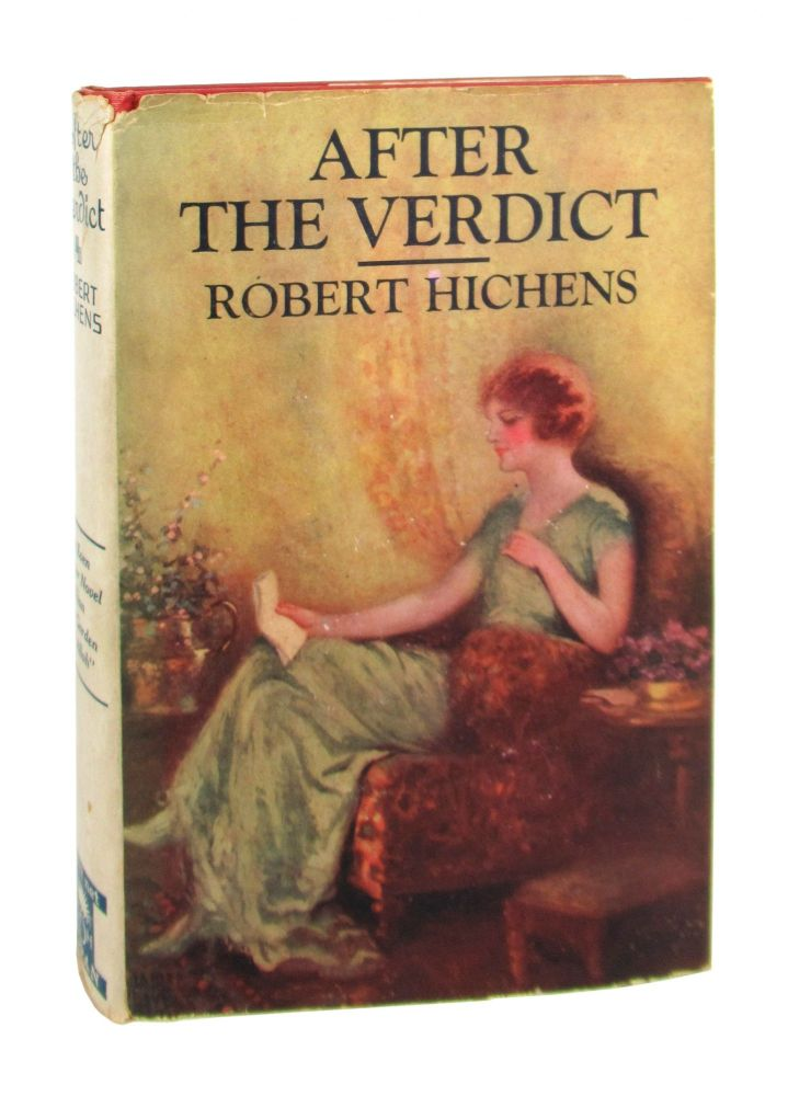 After the Verdict. Robert Hichens.