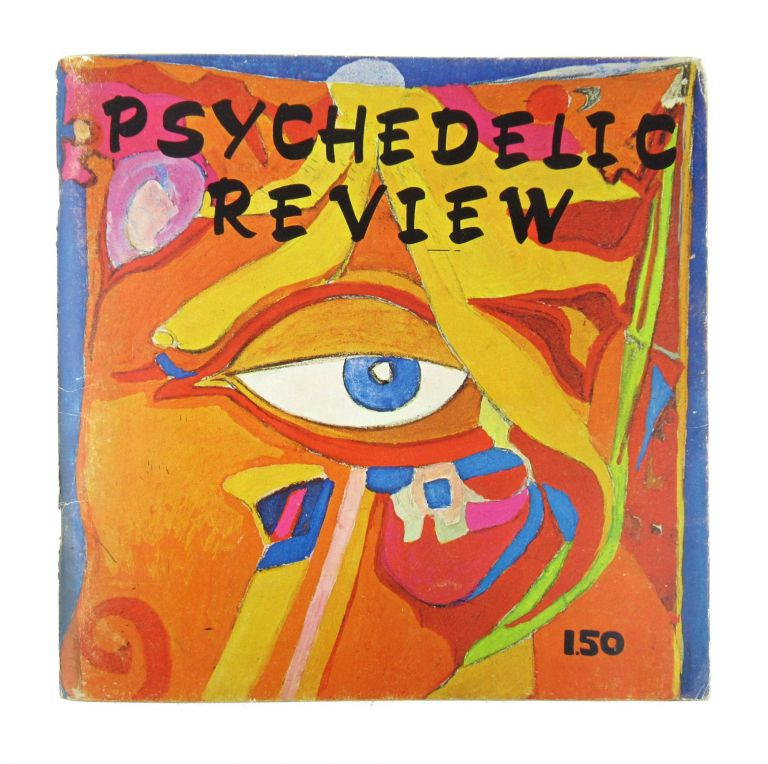 Psychedelic Review: Number 9, 1967. Timothy Leary, Ralph Metzner, Alan Watts, eds.