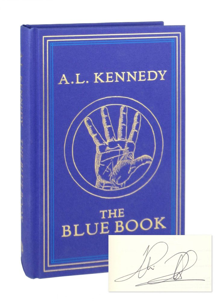 The Blue Book [Signed]. A L. Kennedy.