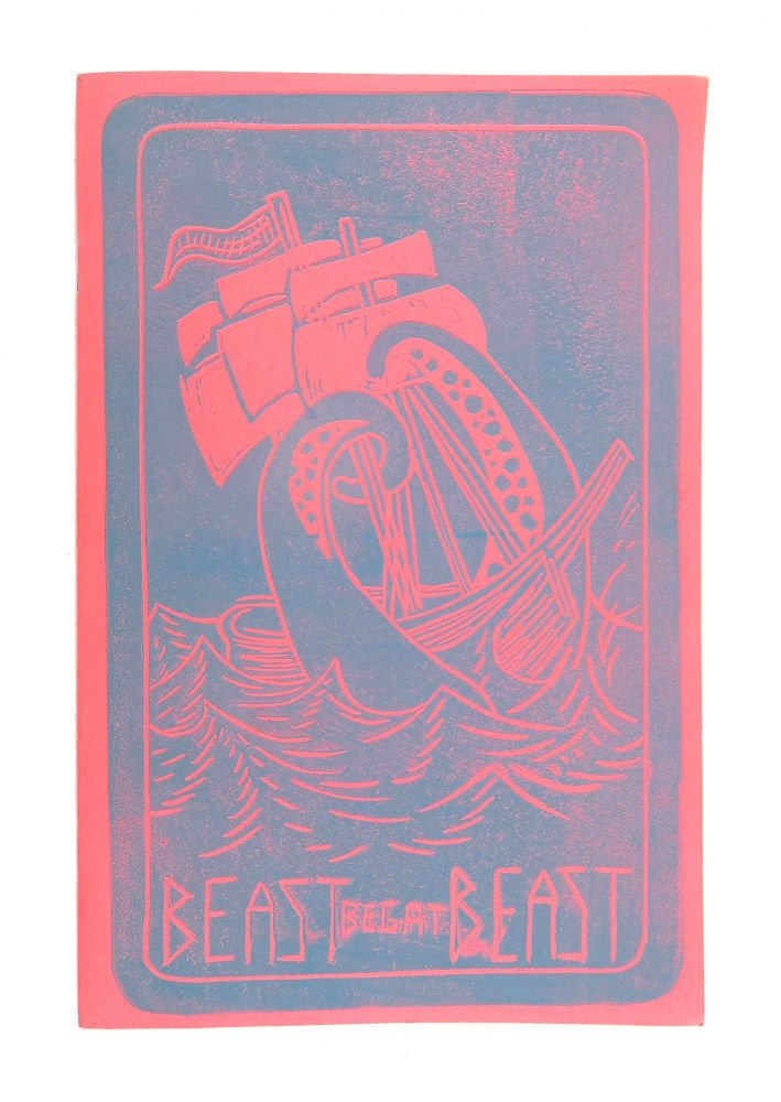 Beast Begat Beast [Signed Limited Edition]. James the Stanton.