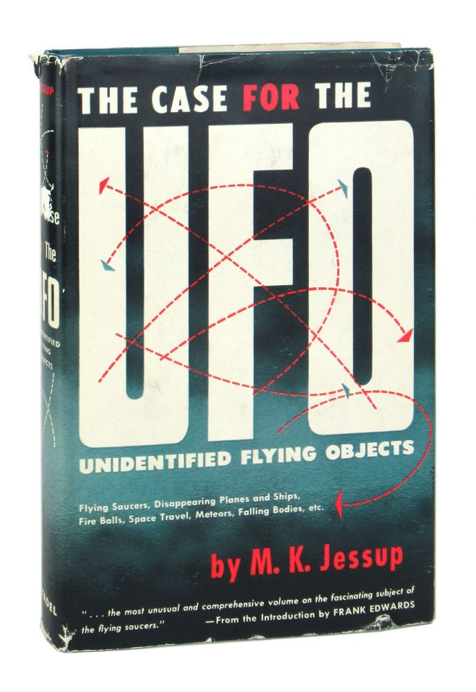 The Case for the UFO. M K. Jessup.