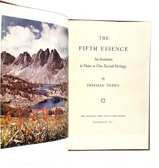 The Fifth Essence: An Invitation to Share in Our Eternal Heritage