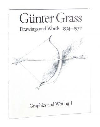 Gunter Grass: Drawings and Words 1954-1977, Graphics and Writing I. Anselm Dreher