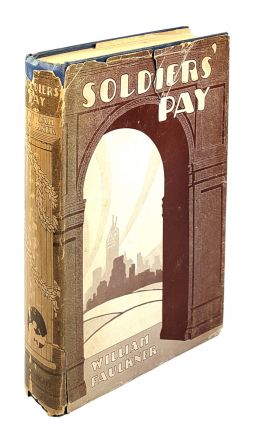 Soldiers' Pay. William Faulkner