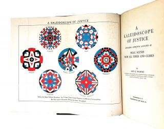 A Kaleidoscope of Justice Containing Authentic Accounts of Trial Scenes From All Times And Climes