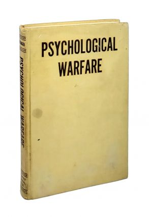Psychological Warfare. Paul M. A. Linebarger