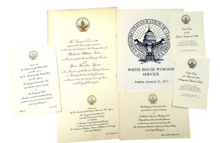 """The Inaugural Book 1973: """"The Spirit of '76"""" [Including Inaugural Festivity Documents]"""