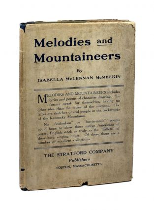 Melodies and Mountaineers. Isabella McLennan McMeekin