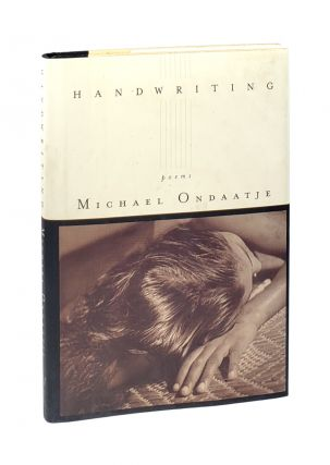 Handwriting. Michael Ondaatje