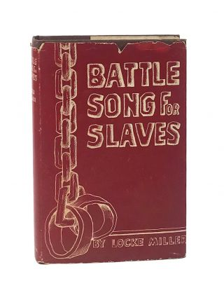 Battle Song for Slaves and Other Lyrics and Satires